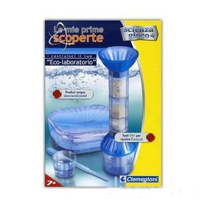 Clementoni 12764 acqua demineralizzata Filtri Le mie prime scoperte Ecolaboratorio