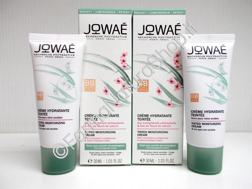 jowae  JOWAE Crema Idratante Colorata