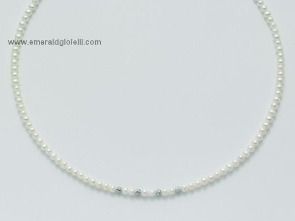 pcl3991x Girocollo di Perle Miluna -