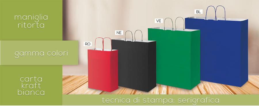Shopper Carta Personalizzato PG03