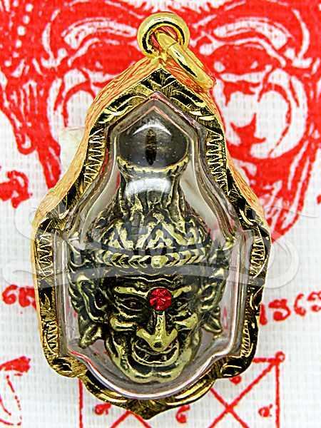 Amuleto Thailandese Mago Ruesi