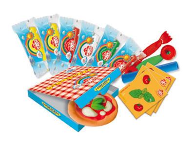 """Didò Giocacrea pasta da modellare bambini """"La PIZZA!!!"""""""