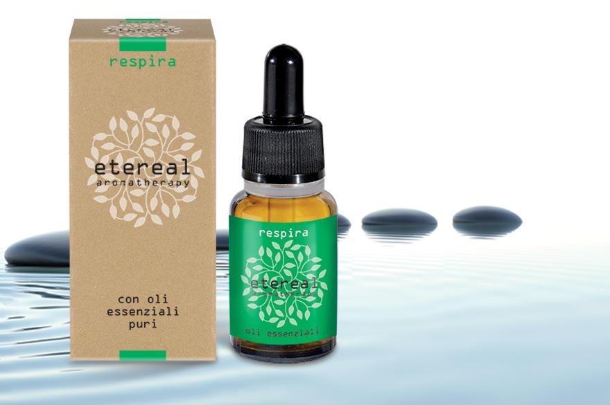 ETEREAL Aromatherapy Oli Essenziali