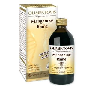 OLIMENTOVIS Manganese-Rame
