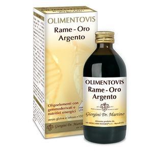 OLIMENTOVIS Rame-Oro-Argento