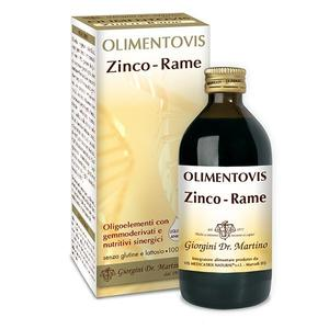 OLIMENTOVIS Zinco-Rame