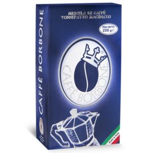 Caffè Borbone Macinato miscela blu 250gr