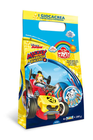 Didò GiocaCrea Mickey and The Roadster Racers - Topolino Disney