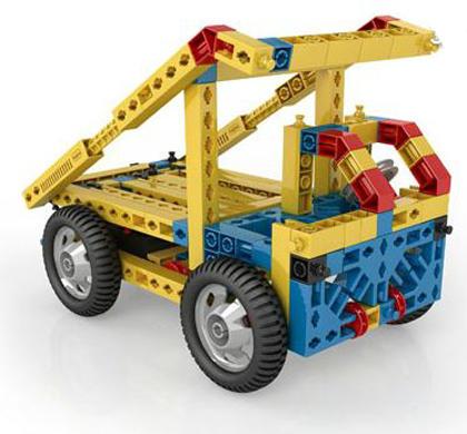 Set Costruzioni Inventor Pro 40 Modelli Motorizzati di Engino