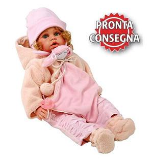 """Bambola per Bambine """"LAURA"""" di Legler Offerta di Natale"""