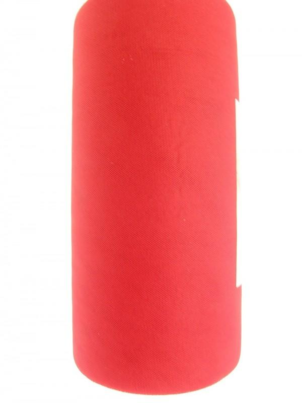 TULLE 25 CM ROSSO
