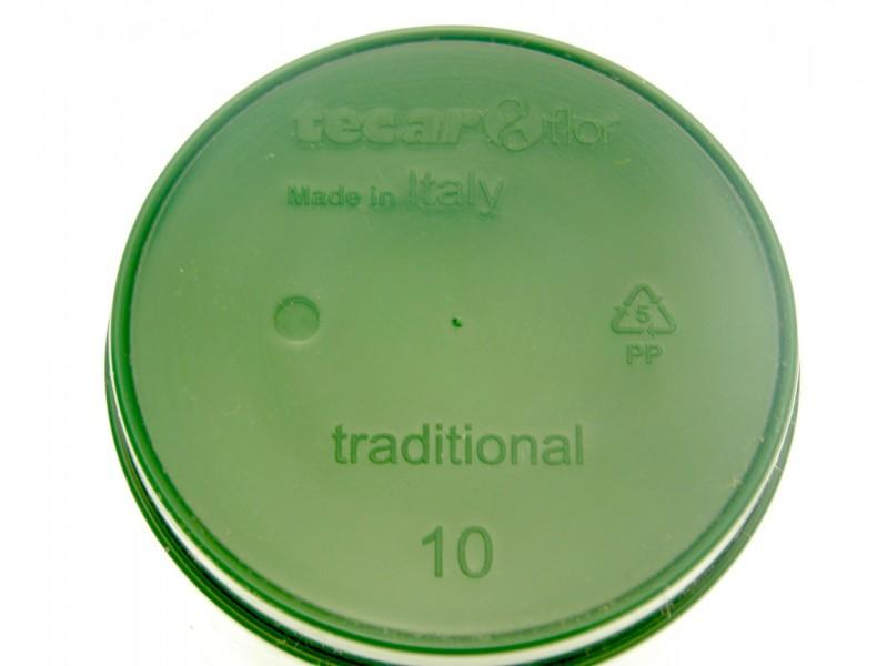 CIOTOLA TRADITIONAL Ø10 GREEN