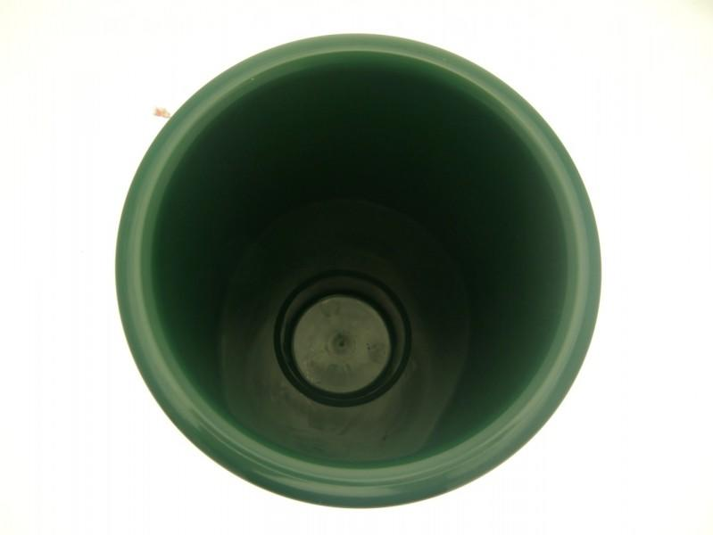 VASO PORTAFIORI IDEAL Ø14X35 GREEN
