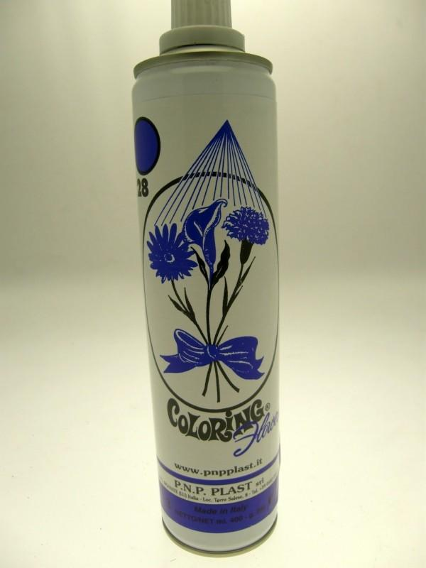 SPRAY COLORANTE PER FIORI - BLU ROYAL 28