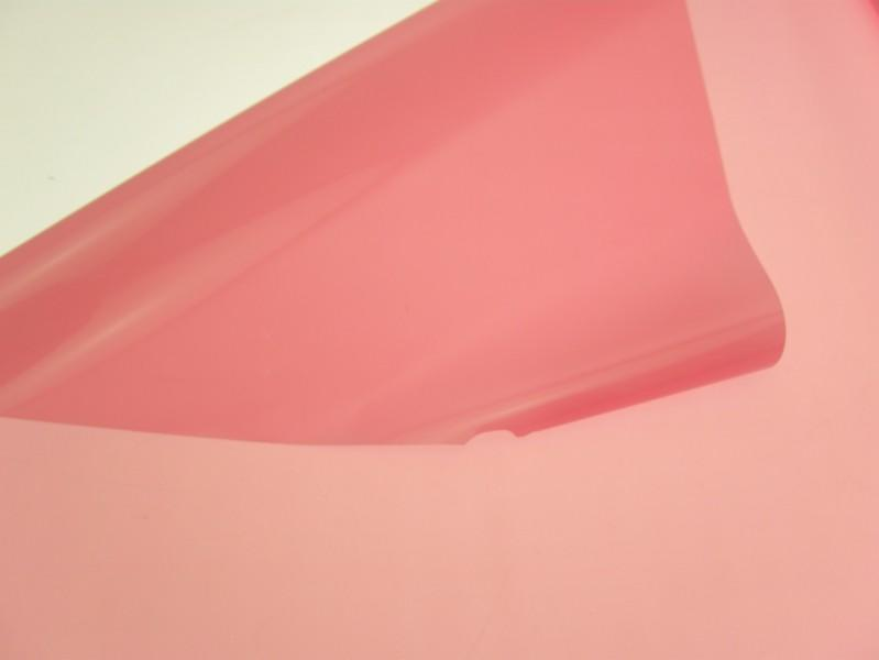 BOBINA CARTA ROSA CONFETTO DECORATIVA CM 100 X 50 MT