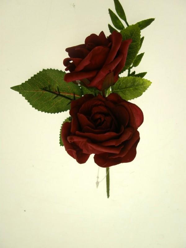 ROSA BOCCIOLO - PICK - ROSSO RED