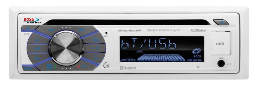 Radio Boss MR508UABW di BOSS MARINE - Offerta di Mondo Nautica  24