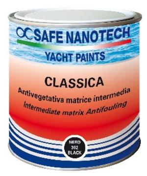 Antivegetativa LT. 0.75 Autopulente Classica EVO Colori a Scelta di Safe Nanotech - Offerta di Mondo Nautica 24