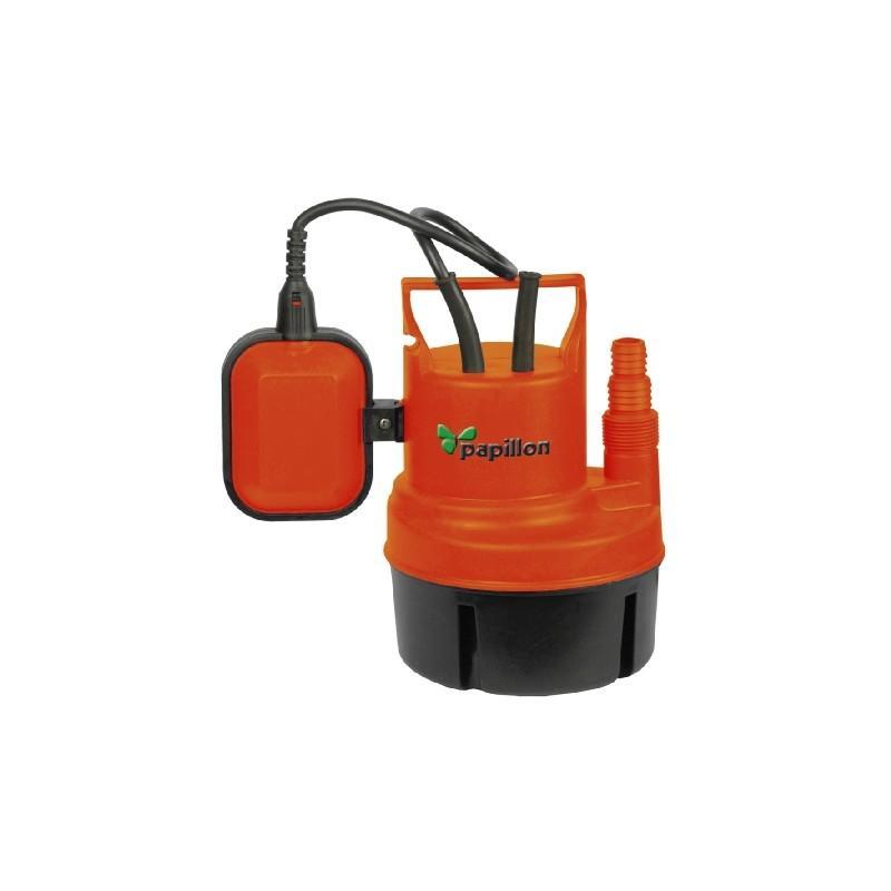 Elettropompa sommergibile ad immersione Narwhal PAPILLON per acque chiare 200W cod 91850