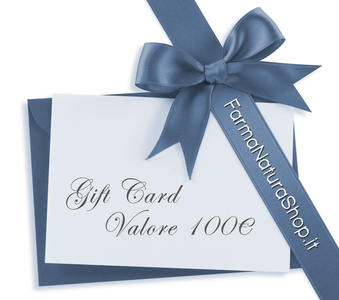 GIFT CARD - CARTA REGALO 100€