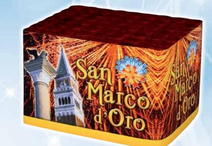 FUOCO D'ARTIFICIO BORGONOVO SAN MARCO D'ORO
