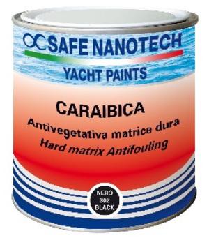 Antivegetativa LT. 0.75 Caraibica Evo a Matrice Dura di Safe Nanotech Colori a Scelta - Offerta di Mondo Nautica 24