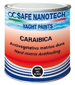 Antivegetativa LT. 16 Caraibica Evo a Matrice Dura di Safe Nanotech Colori a Scelta - Offerta di Mondo Nautica 24