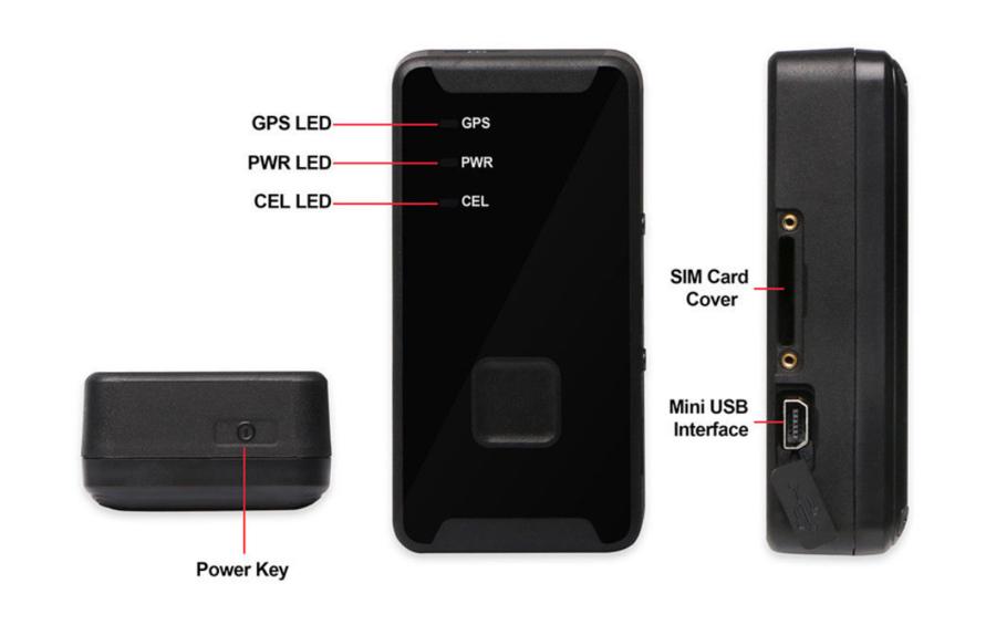 WAYLOG GPS TRACKER ESTERNO Mod. WAY-300W