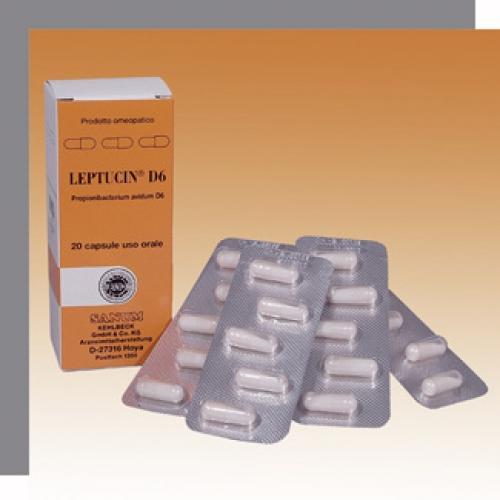 SANUM Leptucin D6 Capsule