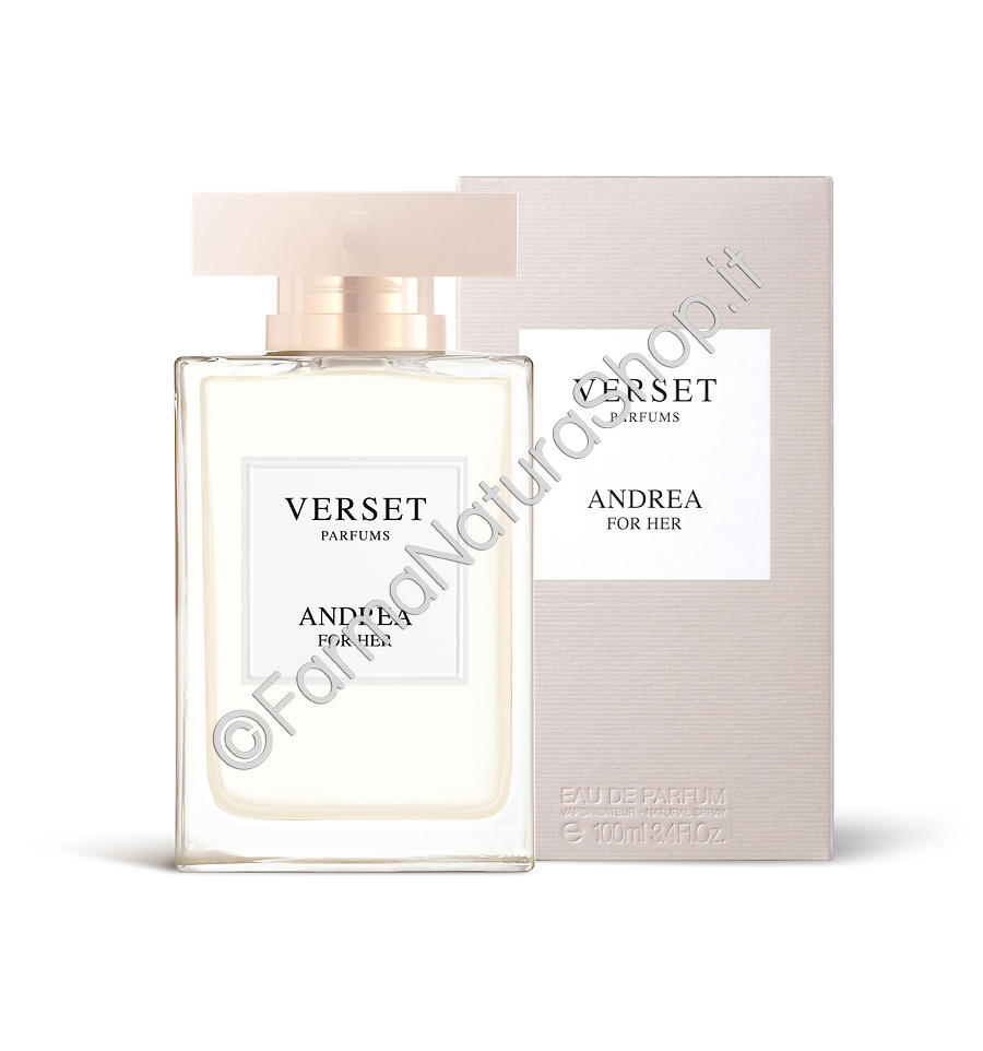 Verset Parfums Andrea For Her