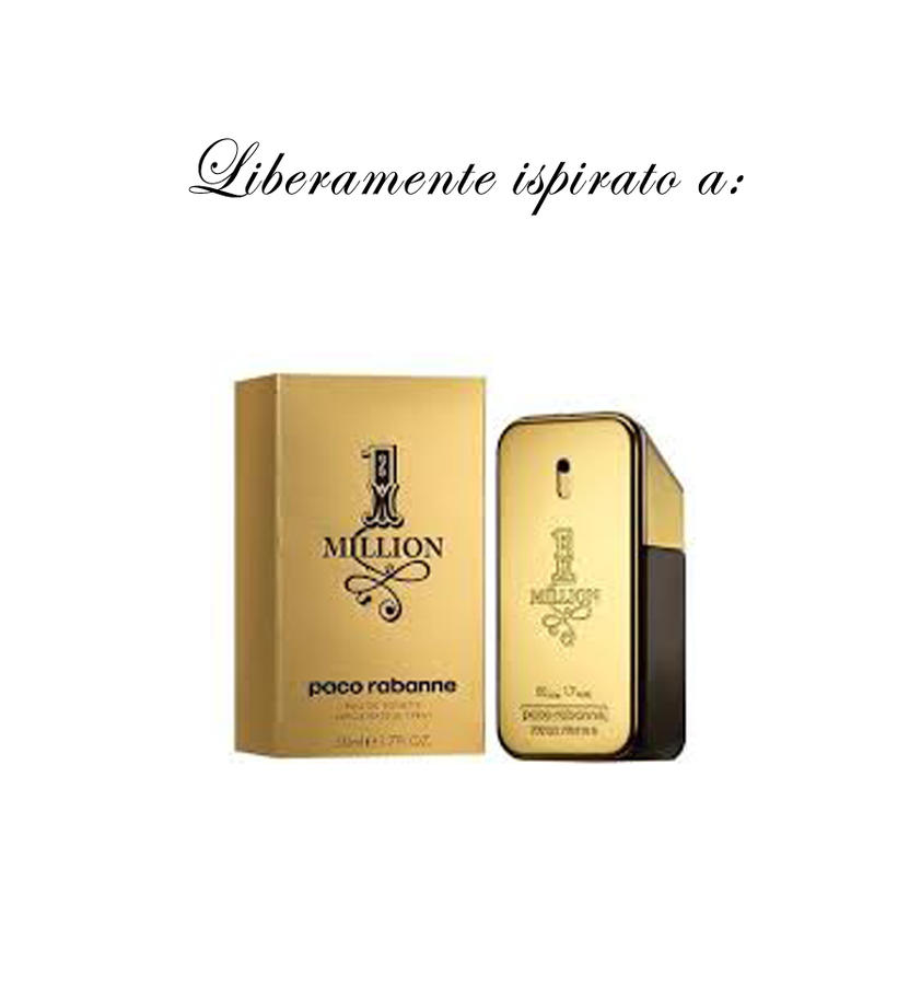 VERSET PARFUMS - GOLD
