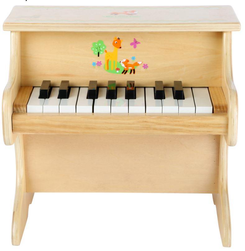 Pianoforte per Bambini Volpacchiotto in Legno della Legler