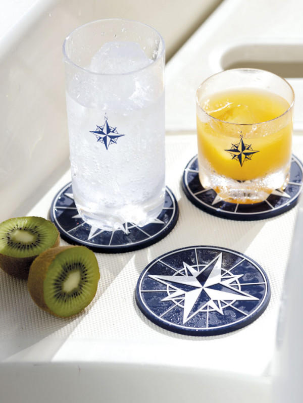 Bicchiere Infrangibile da acqua serie NORTHWIND di Marine Business set 6 pezzi - Offerta di Mondo Nautica 24