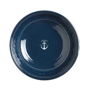 Piatto Fondo Infrangibile in Melanina set 6 pezzi serie SAILOR SOUL di Marine Business - Offerta di Mondo Nautica 24
