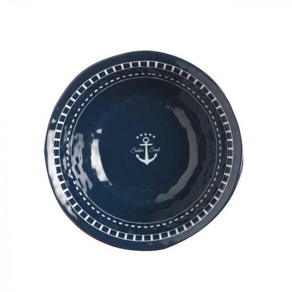 Ciotole da Aperitivo Infrangibili in Melanina set 6 pezzi serie SAILOR SOUL di Marine Business - Offerta di Mondo Nautica 24
