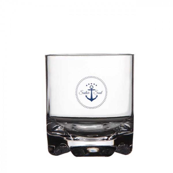 Bicchiere da acqua Infrangibile serie SAILOR SOUL di Marine Business set 6 pezzi - Offerta di Mondo Nautica 24