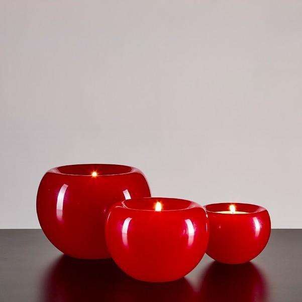 Ball Rosso Modello Concavo