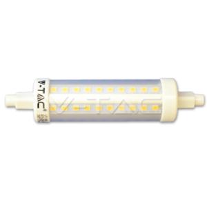 V-TAC VT-1990 Lampadina LED R7S L119 10W bulb tubolare