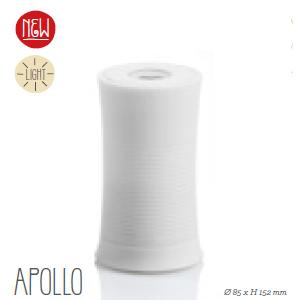 Lampada Ad Ultrasuoni Apollo Bianco