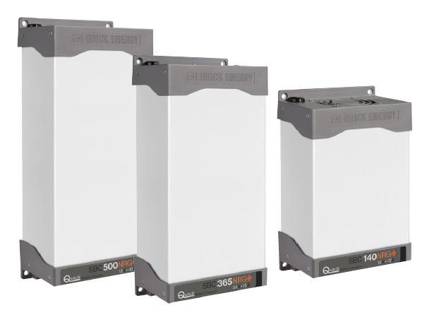 Carica Batterie SBC 500 NRG+ FR New di Quick - Offerta di Mondo Nautica 24
