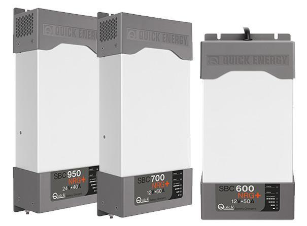 Carica Batterie SBC 700 NRG+ FR New di Quick - Offerta di Mondo Nautica 24