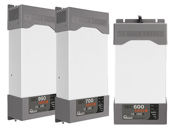 Carica Batterie SBC 750 NRG+ FR New di Quick - Offerta di Mondo Nautica 24