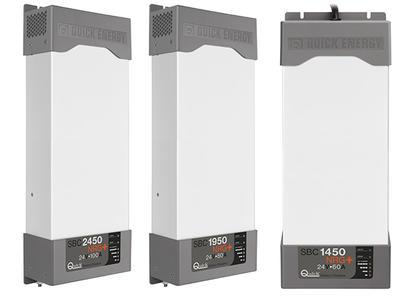 Carica Batterie SBC 1100 NRG+ FR New di Quick - Offerta di Mondo Nautica 24