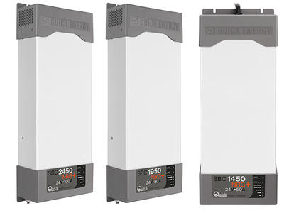 Carica Batterie SBC 2450 NRG+ FR New di Quick - Offerta di Mondo Nautica 24