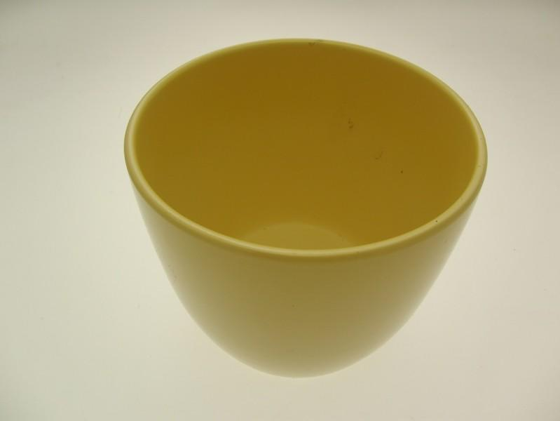 VASO Ø13 IN TERRACOTTA CREMA PICCOLO