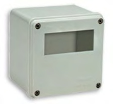 RC BOX Wall enclosure (without instrument)