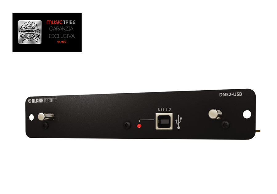 Midas DN32 USB