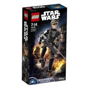 LEGO Star Wars 75119 Set Costruzioni Sergeant Jyn Erso