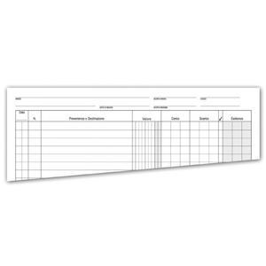 REGISTRO CARICO / SCARICO / ESISTENZA - BUFFETTI 316601200