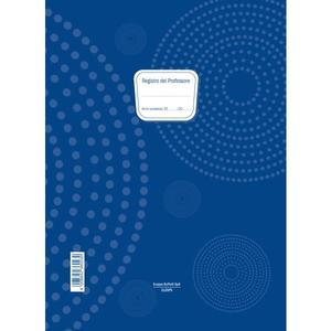 REGISTRO DEL PROFESSORE (1 CLASSE) - BUFFETTI 3125PS000